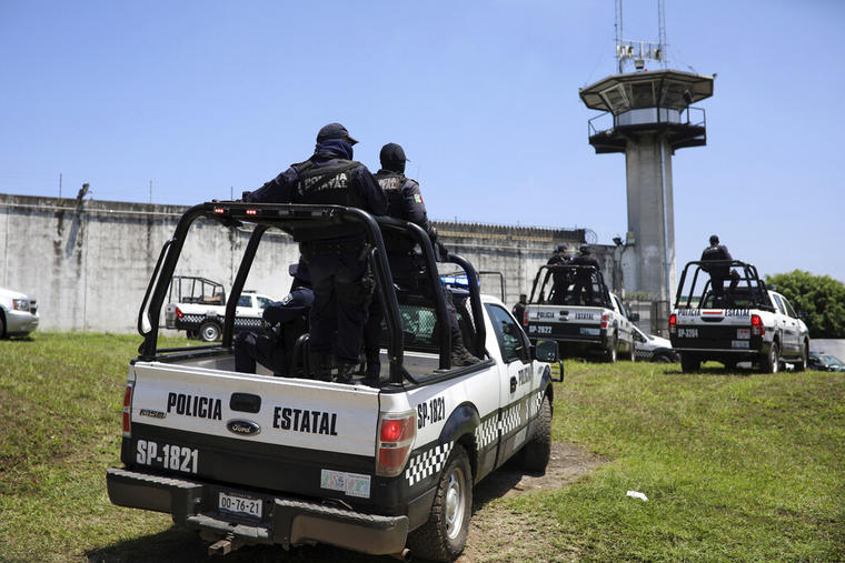 Un motín en una cárcel mexicana deja 6 muertos y 9 heridos