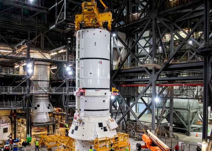 La NASA presenta su cohete más potente