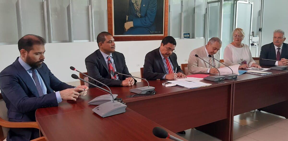 Nicaragua firma Acuerdo de Cooperación comercial con Crimea