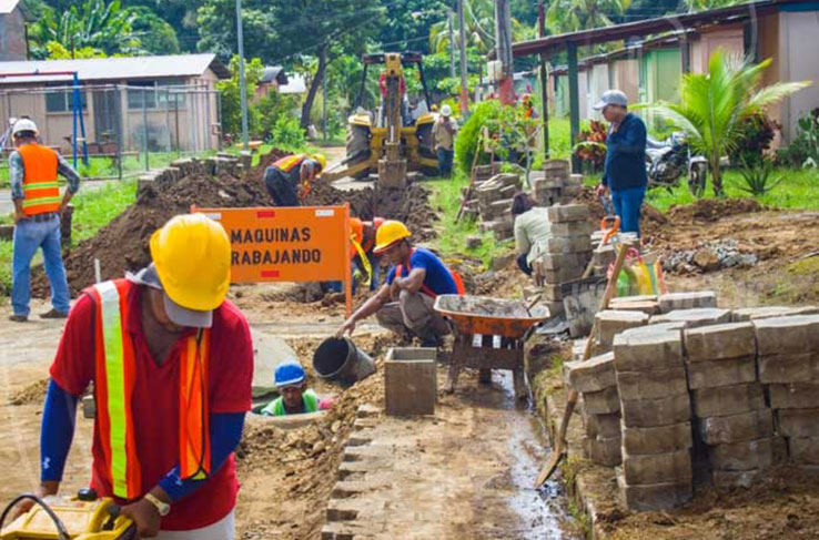Más obras de progreso entregarán gobiernos municipales de Nicaragua