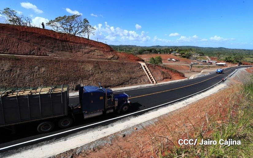 Más obras de infraestructuras serán inauguradas por los gobiernos locales