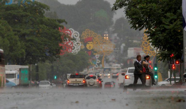 Onda tropical número 7 causará lluvias a mediados de la semana en Nicaragua