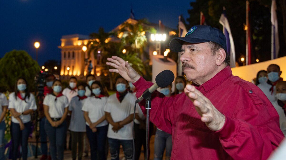"""Presidente Ortega: """"Se seguirán juzgando igual que cuando se juzga a un narcotraficante, no hay un paso atrás"""""""