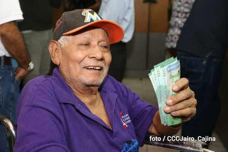 Más de 140 mil pensionados recibirán pago de junio