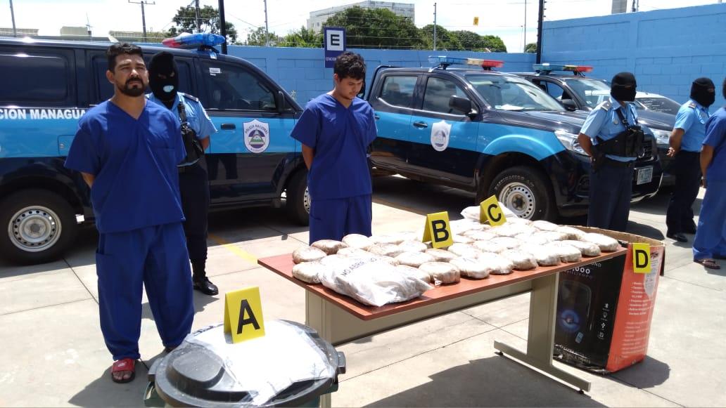Policía Nacional no da tregua al tráfico de drogas