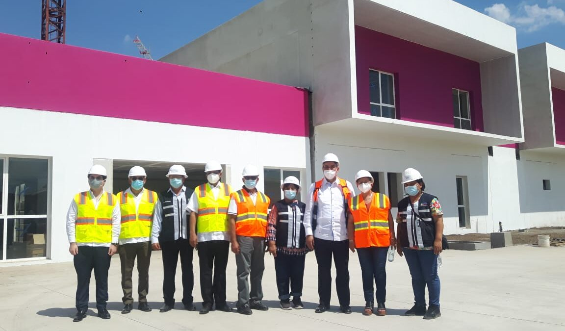 Presidente Ejecutivo del BCIE conoce de los proyectos en los que apoya a Nicaragua