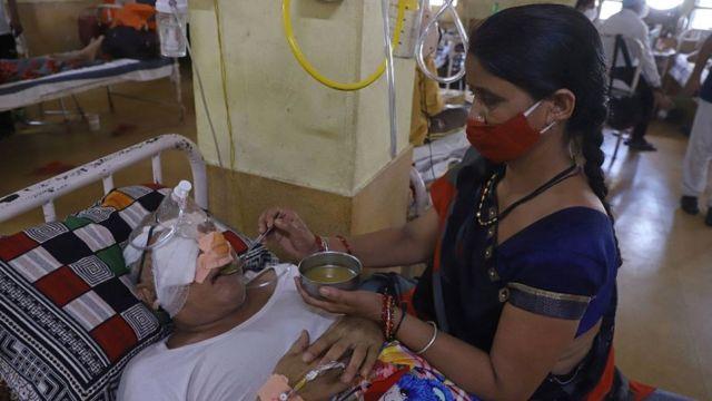 Primer caso de «Hongo Verde» podría haber sido detectado en la India