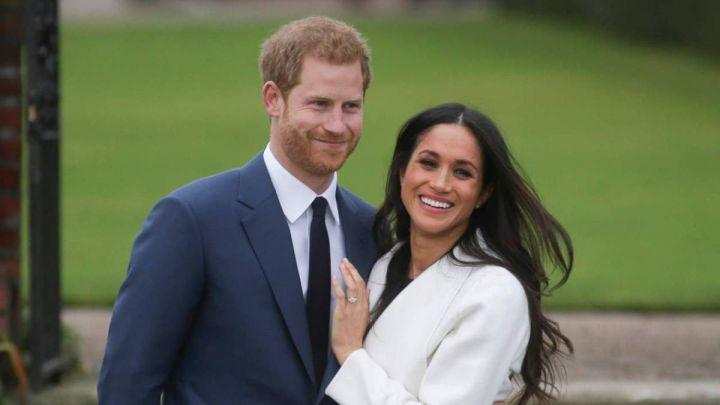 El príncipe Harry y Meghan Markle anuncian el nacimiento de su hija