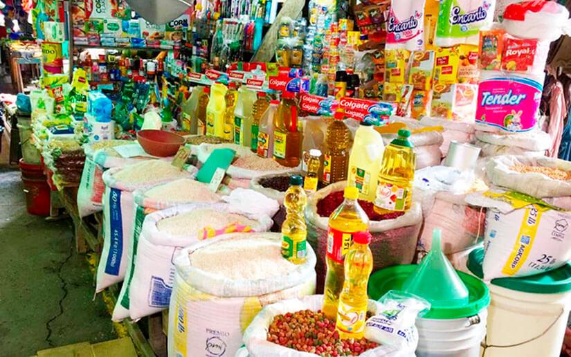 Productos alimenticios recuperan estabilidad de precios