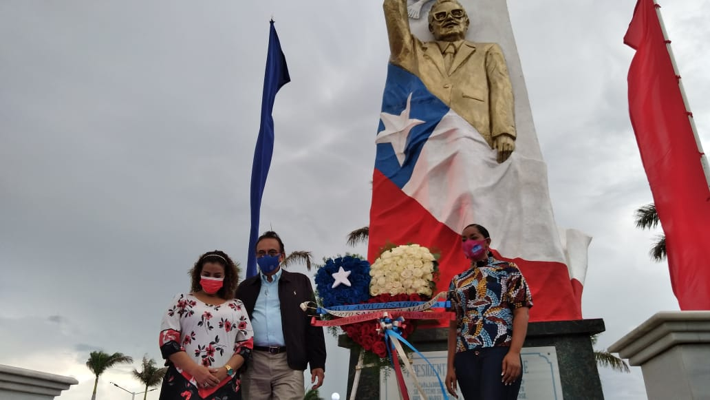 Puerto Salvador Allende celebra 13 años de fundación