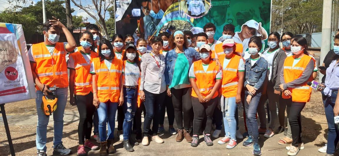 Realizan primer censo forestal en principales pistas de Managua