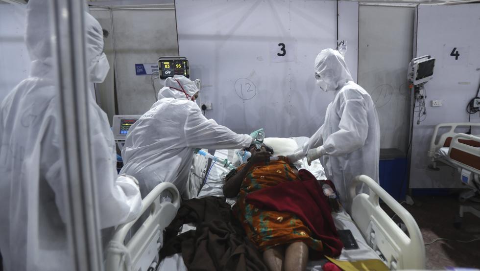 Registran primer caso de Hongo Negro en México