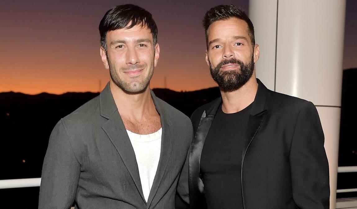 Ricky Martin denuncia discriminación por mostrar su matrimonio homosexual