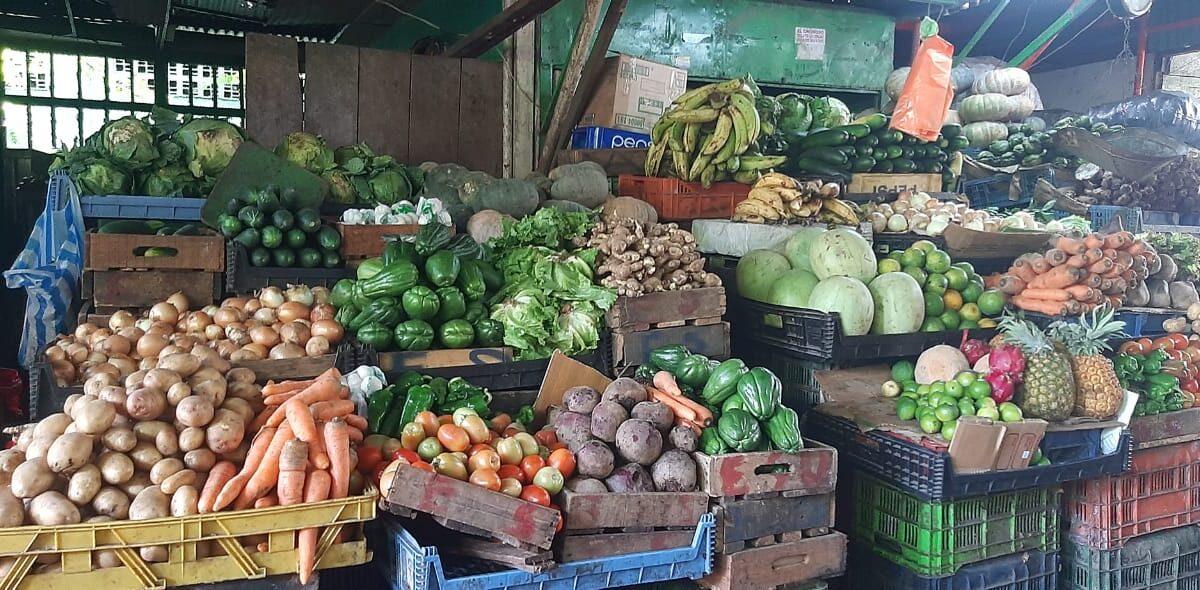 Mercado Roberto Huembes abastecido y con buenos precios