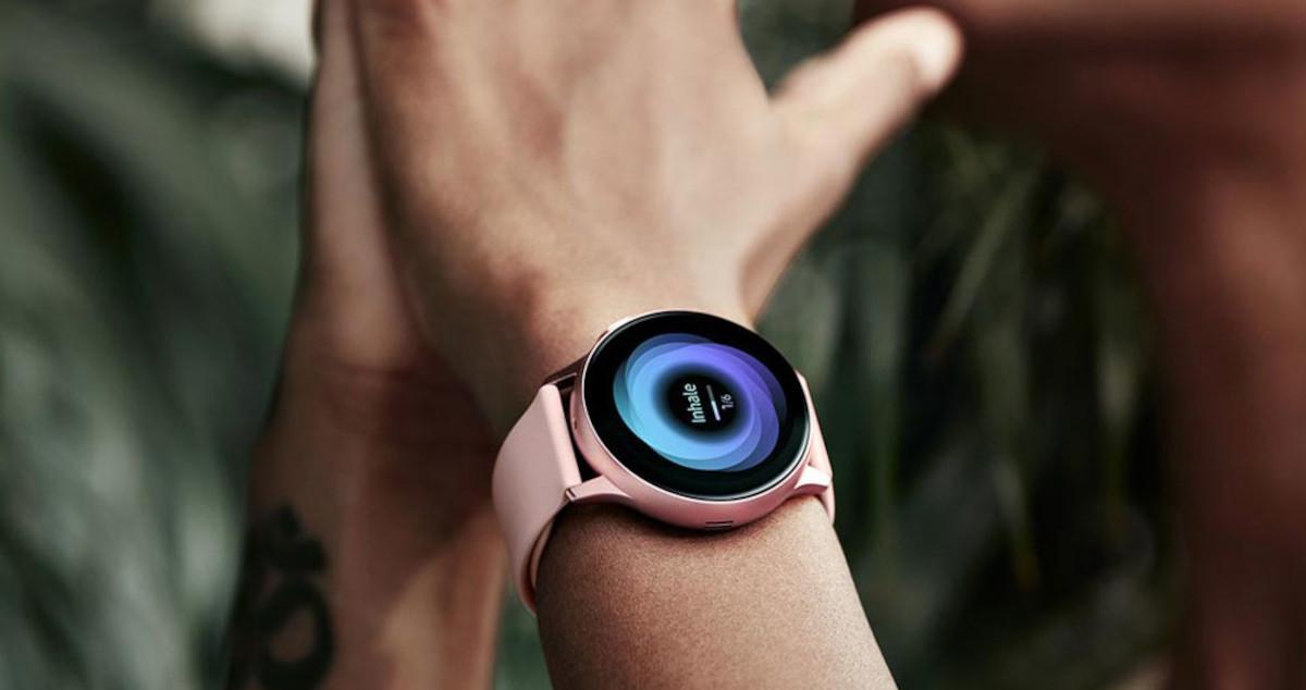 Samsung presenta la nueva interfaz para sus relojes inteligentes One UI Watch