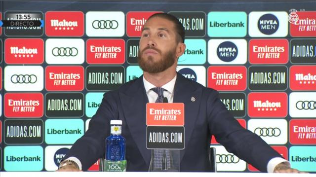 Sergio Ramos: el Barcelona no es una opción para mi futuro