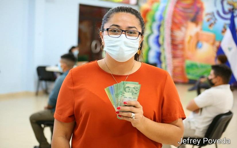 Servidores públicos de Nicaragua recibirán pago adelantado de julio
