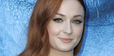 """¿Sophie Turner se hizo un cambio de look para interpretar nuevamente a """"Sansa Stark""""?"""