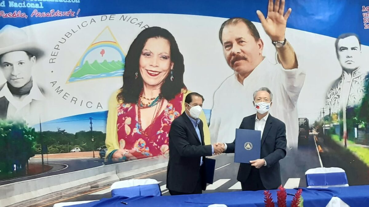 Taiwán entrega tercer desembolso para carretera Río Blanco – Bilwi