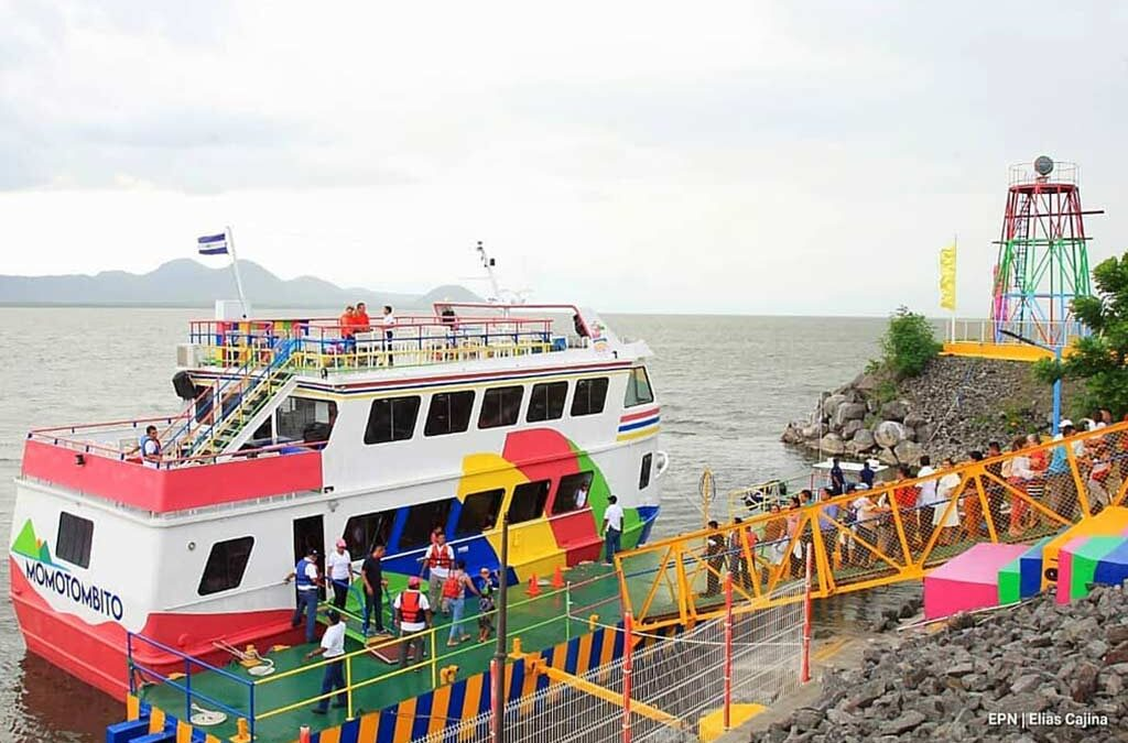 Más de 52 mil turistas disfrutaron de los puertos turísticos de Nicaragua