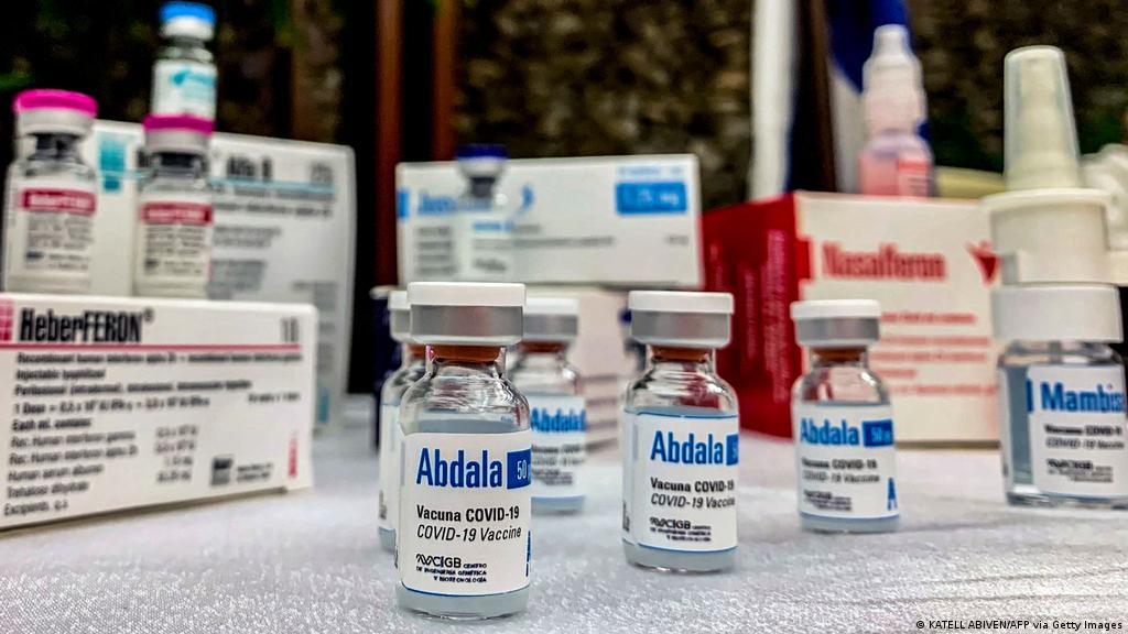 Venezuela: primer país en recibir la vacuna cubana Abdala contra la Covid-19