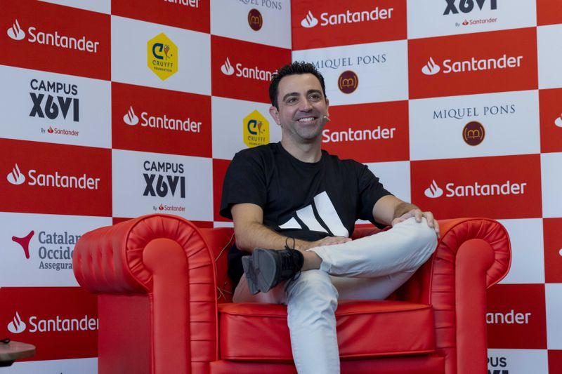Xavi Hernández deja claro que es capaz de dirigir al Barcelona