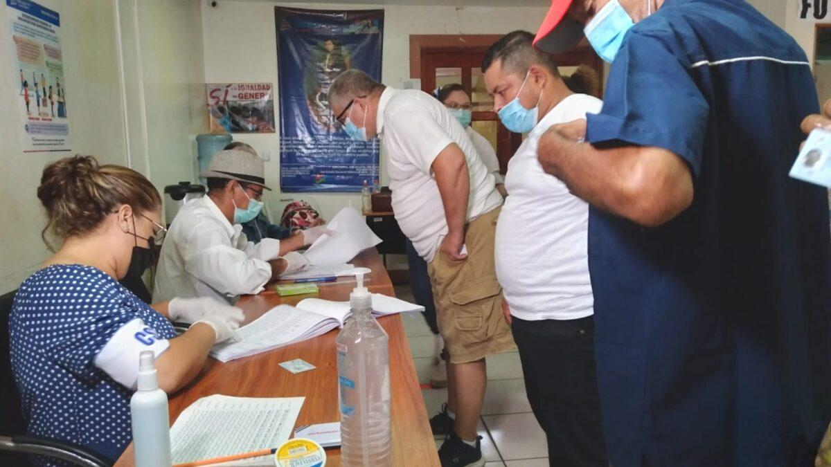 Población participó del primer día de Verificación Ciudadana en Nicaragua