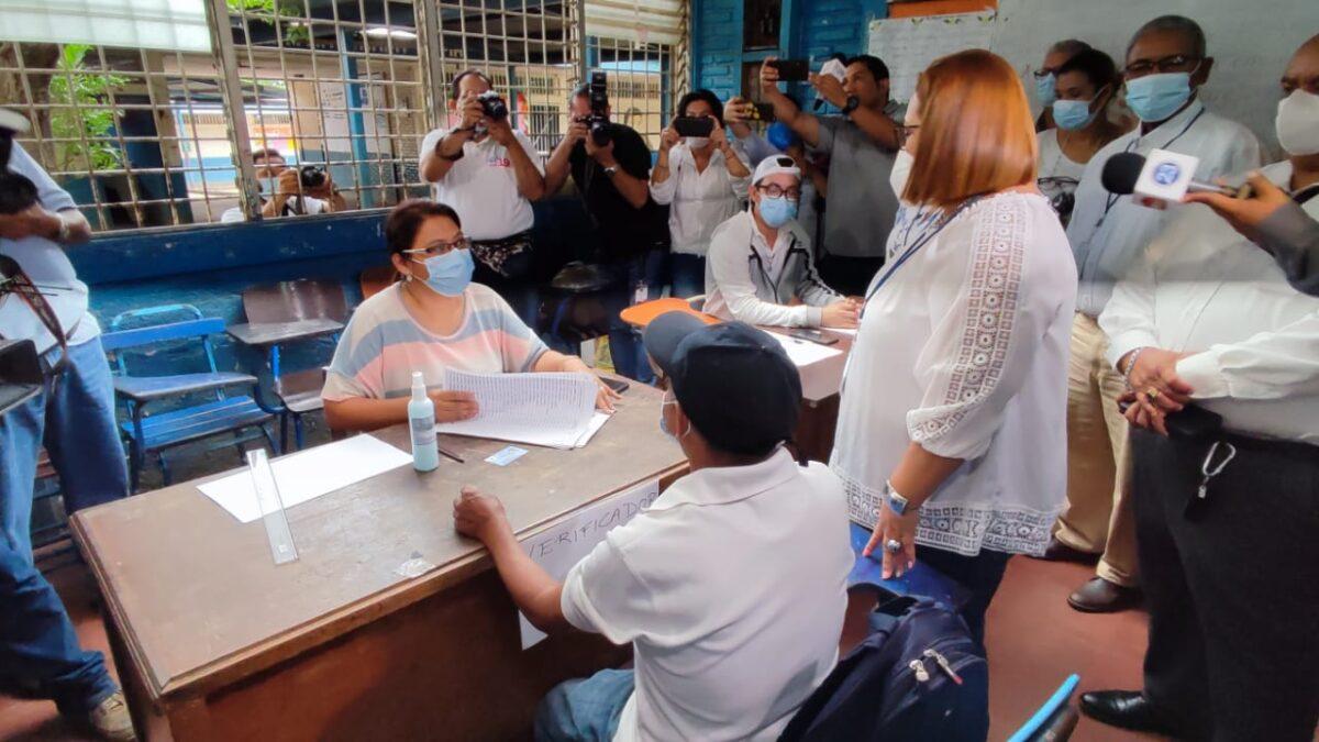 Inicia proceso de Verificación Ciudadana en Nicaragua