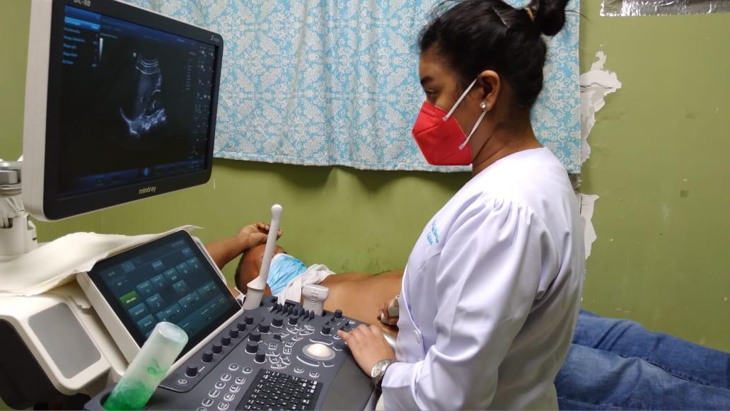 Realizan Jornada Extraordinaria de Ultrasonidos en el hospital Lenin Fonseca