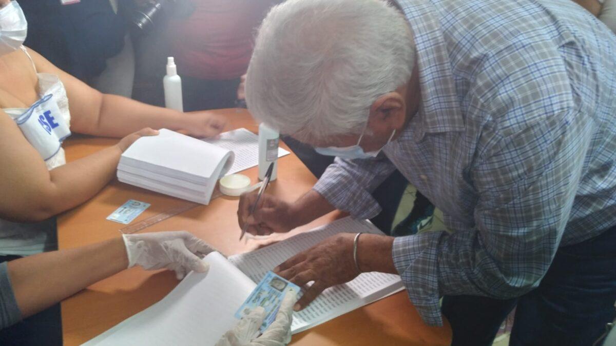 Verificación Ciudadana se desarrolla con participación masiva y ordenada en Managua