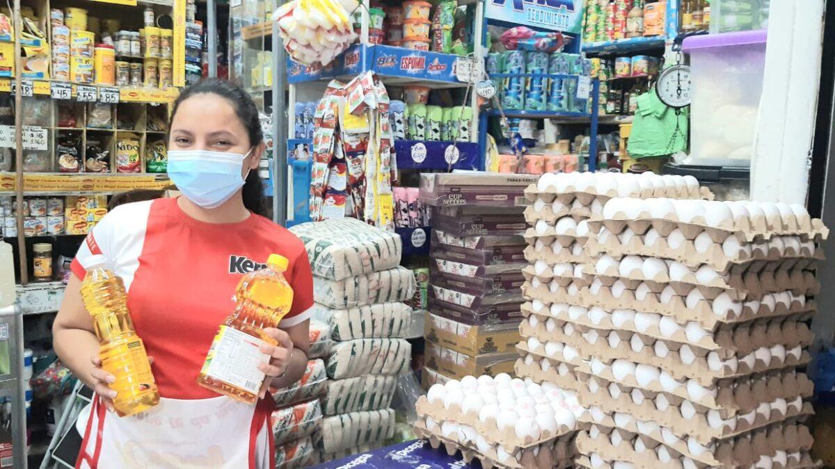 Baja el precio del aceite en los mercados de Managua