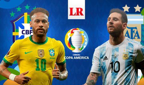 Brasil vs Argentina, la final soñada para los amantes del fútbol