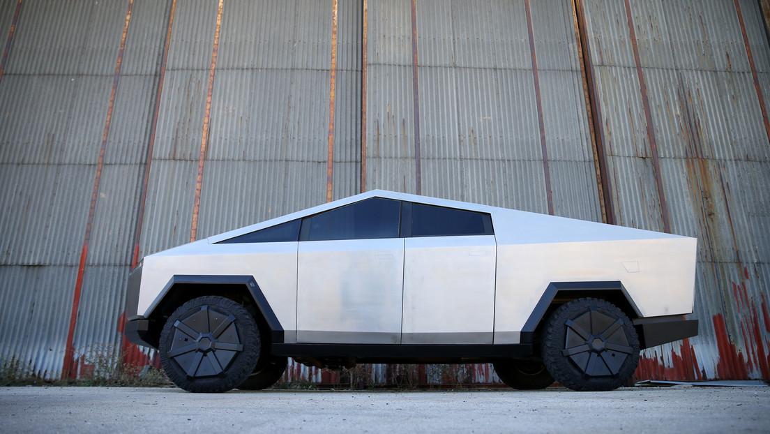 Camioneta Cybertruck de Tesla será capaz de moverse como un cangrejo