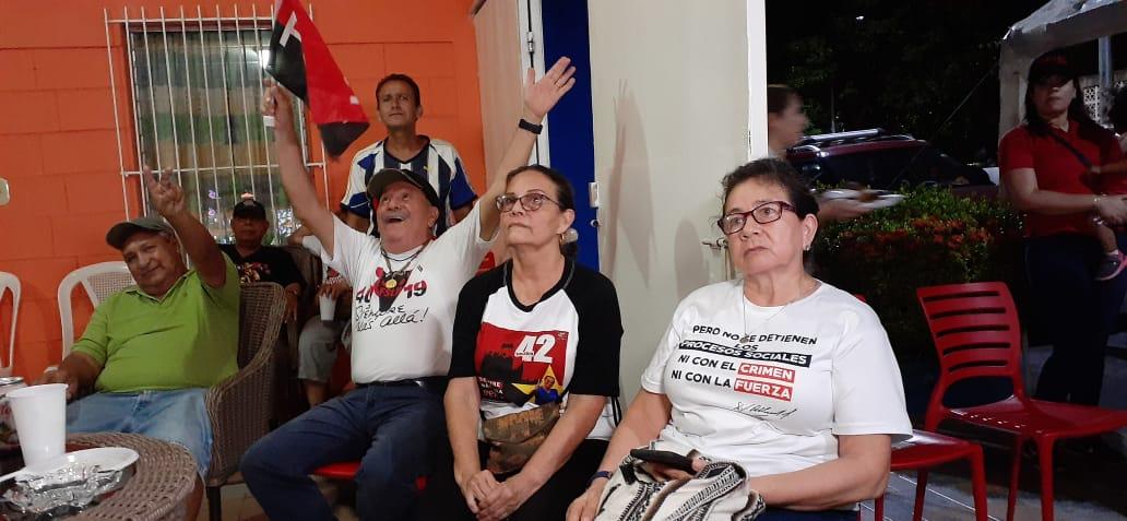 Capitalinos atentos al mensaje del presidente Daniel Ortega este 19 de Julio