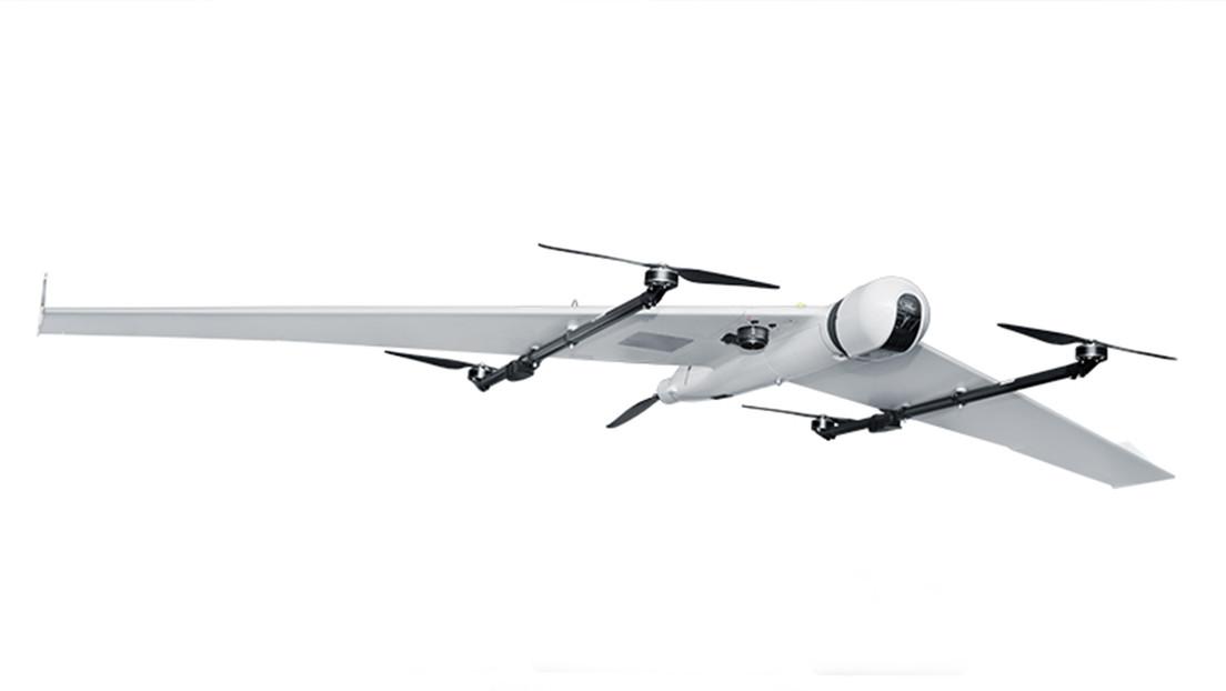 Dron ruso de despegue vertical es presentado en el salón aeroespacial MAKS 2021