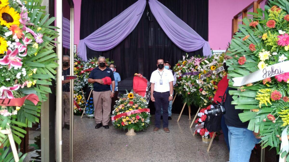 Estelí: rinden homenaje póstumo a la revolucionaria María Magdalena García