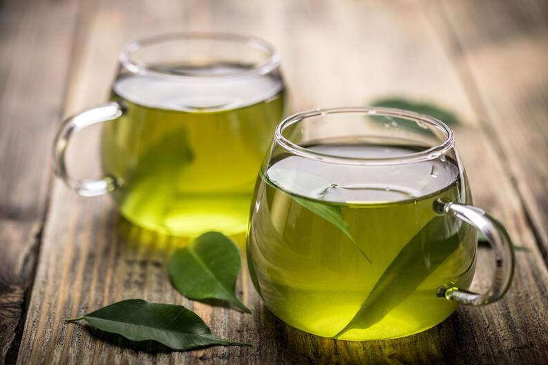 Estos son los 4 beneficios de consumir té verde