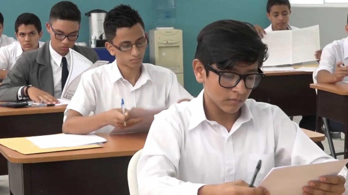 Estudiantes participan en Certamen Nacional del Mejor Estudiante en Nicaragua
