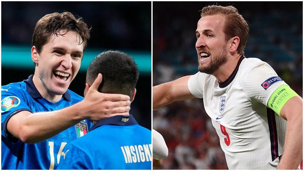 UEFA Euro 2020: Italia e Inglaterra se jugarán la gran final este domingo