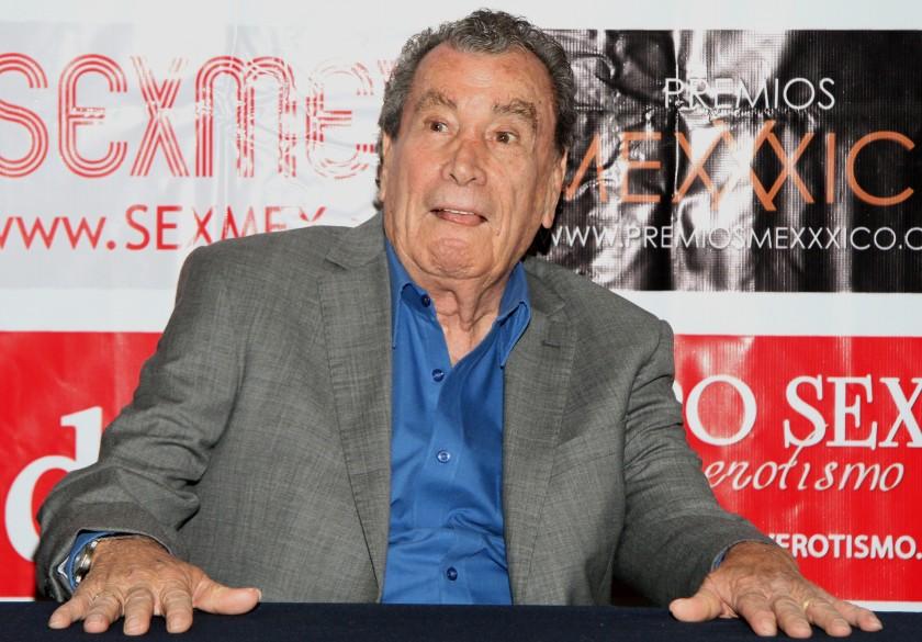 Fallece el actor mexicano Alfonso Zayas a los 80 años