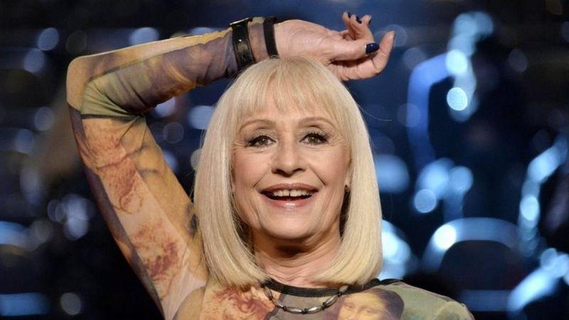 Fallece la artista Raffaella Carrà a sus 78 años de edad