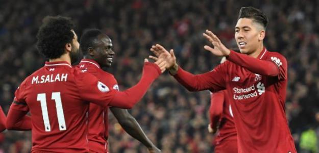 Firmino, Mané y Salah no son prioridad para el Liverpool