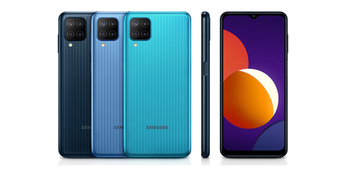 Este es el Galaxy M12 que Samsung estrenó en Argentina