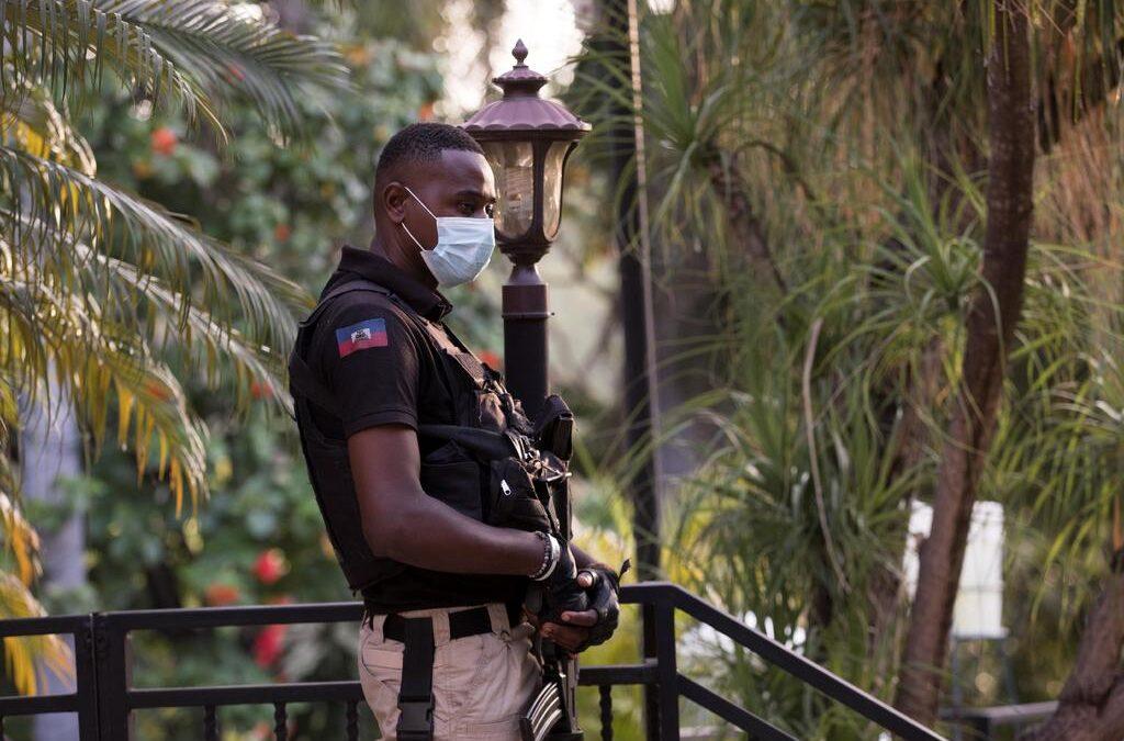 Haití: detienen al presunto autor del asesinato del presidente Jovenel Moise