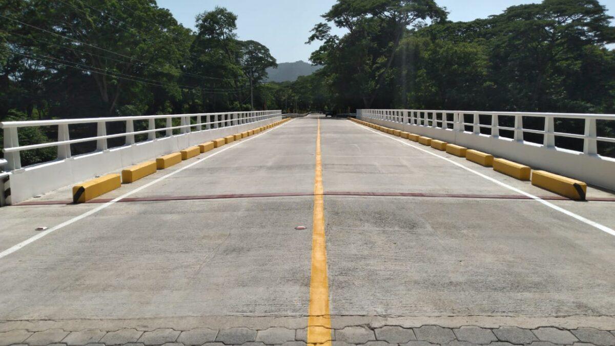 Inauguran puente Cárdenas en el departamento de Rivas