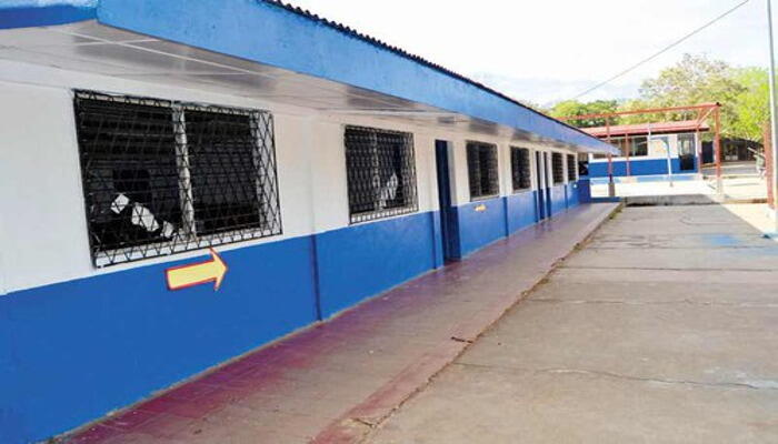 Inauguran obra de mejoramiento en centro educativo de Bosawás