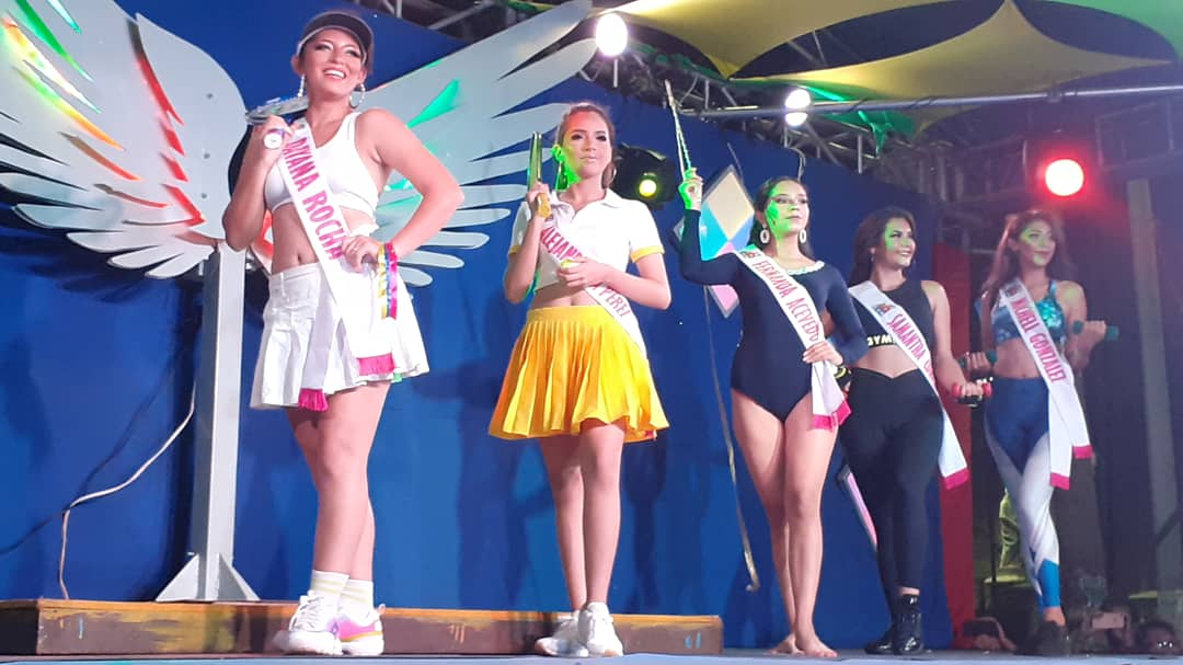 Jinotepe elige a su nueva Reina de las Fiestas Patronales 2021