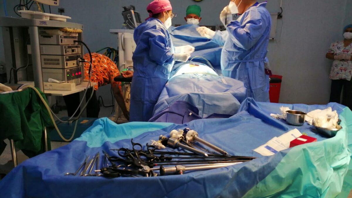 Jornada quirúrgica beneficia a 30 pacientes de distintos territorios