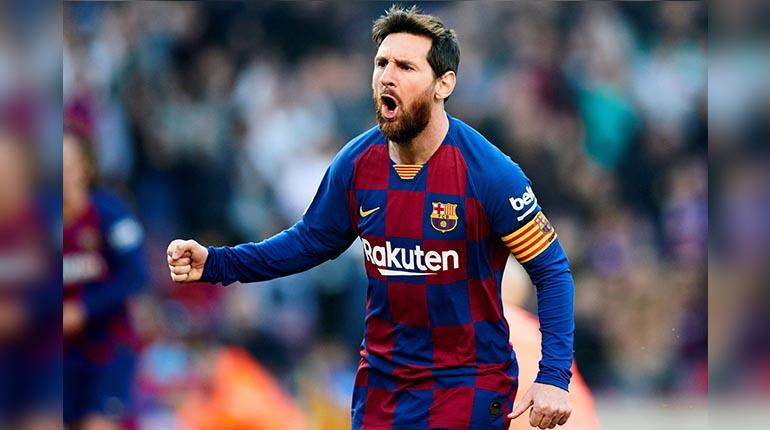 Barcelona y Lionel Messi llegan a un principio de acuerdo