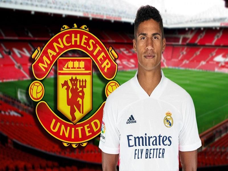 Manchester y Madrid retoman acuerdo para traspaso de Varane